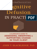 Blackledge (2015) Cognitive defusion in practice