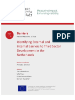 TSI National Barriers Report No 2 NL