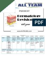 Dermatology Revision
