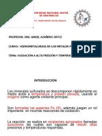 11.Oxidacion a Alta P y T (Autoclaves)