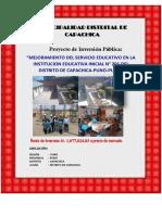MEJORAMIENTO DEL SERVICIO EDUCATIVO EN LA INSTITUCION EDUCATIVA INICIAL N°201 CAPACHICA.pdf