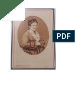 Una tarjeta de visita del Archivo de La Paz