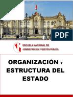 1.- Estructura Del Estado