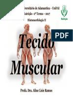 Aula 1. Tecido Muscular Liso
