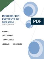 5 Información Existente