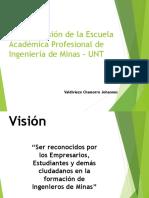 Visión y Misión Ing. de Minas - UNT