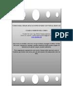 Curso Para Crear Aplicaciones en Red Con Visual Basic 6