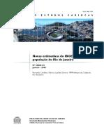 2393_Novas Estimativas Do IBGEpara a População Do RJ