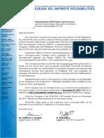 5th PhilTVET Congress - Participant Invitation Kit 10132017