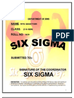 SIX SIGM1