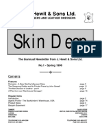 Skin Deep Volume 1 - J Hewit &Amp; Sons Ltd