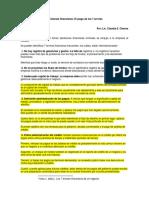 Artículo Decisiones financieras