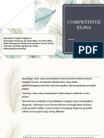 Competitive Elisa