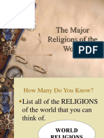 The Religions of the World-1
