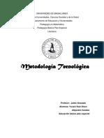 Informe Funicular 1