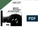 O ambiente e os processos de maturação - Winnicott D. W..pdf