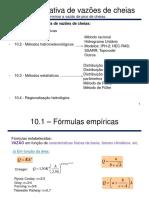 Ufpr_estimativa de Vazões de Cheias