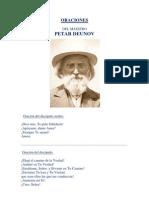 Peter Deunov-Las oraciones del maestro