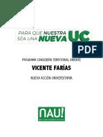 Oriente - Vicente Farías