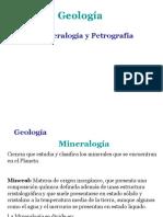 Cristalografia y Petrografia Generales