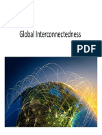 vocab iii - global interconnectedness