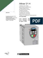 Manual de Servicio ATV21