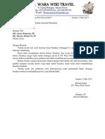 Surat Bisnis