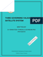 Third Governing Validation Satellite System