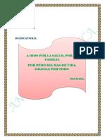MONOGRAFIA DE  ANTOLOGÍA POETICA