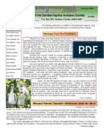 Winter 2006 Sanibel Captiva Audubon Society Newsletter
