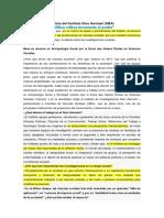 """""""La Reflexión Científica Crítica Incomoda Al Poder"""" C. Mera Pagina12"""
