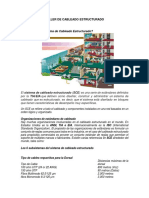 Taller de Cableado Estructurado Alfredo Carrascal Guarin