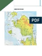 Peta Umum Provinsi Papua Barat