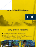 Intro to World Religions.ppt