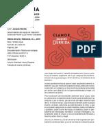 Clamor - Glas (Ficha editorial).pdf