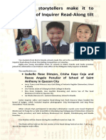 10 young storytellers make it to semifinals of Inquirer Read.docx