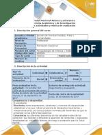 Guía de actividades y rúbrica de evaluación - Problema 4 Elaborar un Mapa Conceptual que represente los principales conceptos y criterios de la Psicopatología Evolutiva..docx
