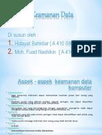 8 Sistem Keamanan Data1