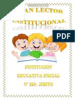 Plan Lector Jíbito - 5 Años