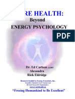 Beyond Energy Psychology