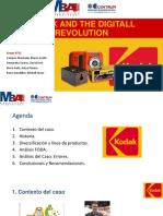 Caso Kodak - Grupo 2