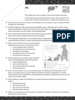 Doggie_Distraction-Fact Sheet FINAL