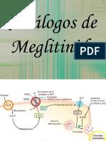Análogos de Meglitinida