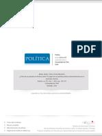 ¿Crisis de Los Partidos en América Latina- El Papel de Los Partidos Políticos Latinoamericanos en El