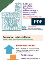 Reunificaciòn pedagògica