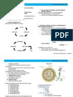 Mycology and virology