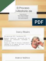 El proceso civilizatorio de Darcy Ribeiro