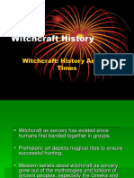 Witchcraft-History.ppt