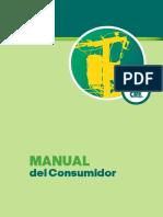 MANUAL. Del Consumidor