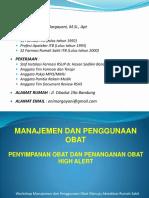 4. Penyimpanan Obat & High Alert (Eni)-1